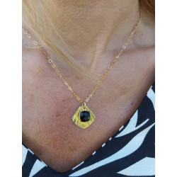 Collier TRACY Onyx