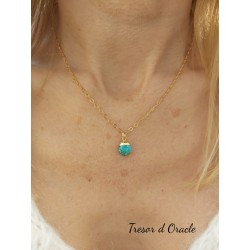 Collier ERIN Turquoise